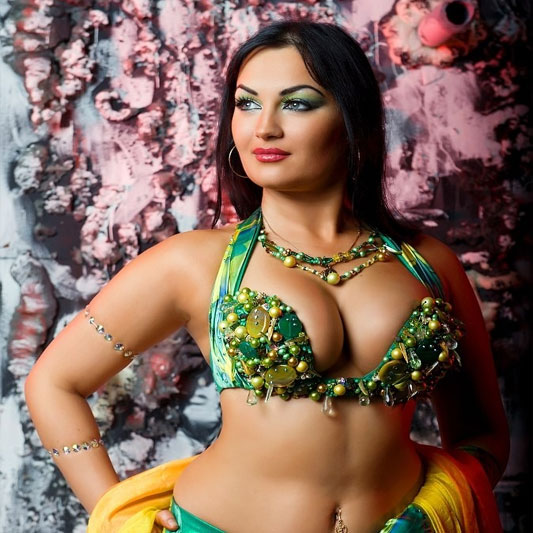 belly dancers in india